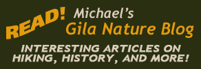 link to Gila Nature Blog