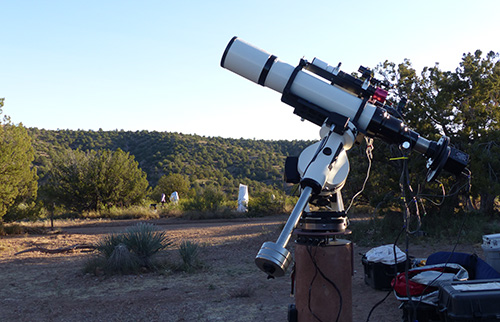 astronomy viewing new mexico