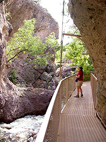 catwalk recreation area glenwood new mexico