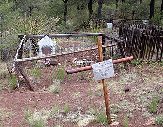 mogollon ghost town new mexico